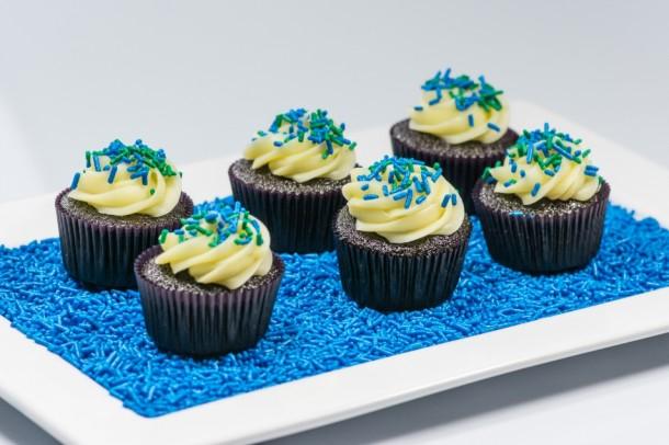 cupcake confeitos