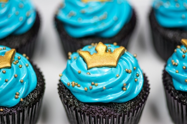 Cupcake Príncipe