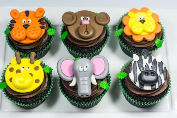Cupcake Safari