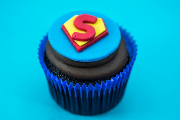 Cupcake Super heróis