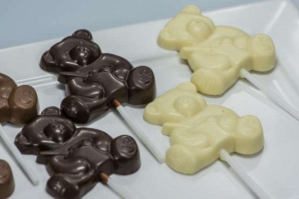 Pirulito Ted Bear